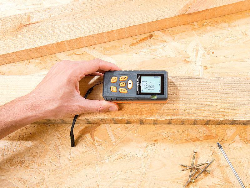 Entfernungsmesser Für Räume : Agt professional laser entfernungsmesser mit lcd & bluetooth