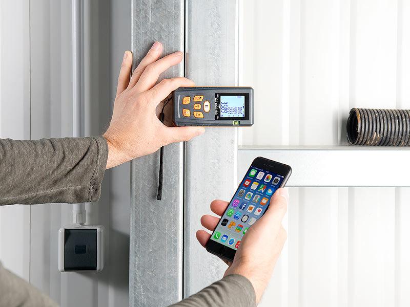 Entfernungsmesser App Für Android : Laser entfernungsmesser app android bosch plr c im test