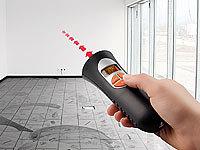 Ultraschall Entfernungsmesser Bedienungsanleitung : Agt ultraschall distanzmesser mit rechner laser zielführung