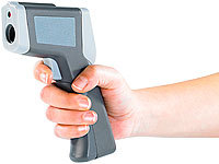 Agt berührungsloses profi infrarot thermometer mit laser zielführung